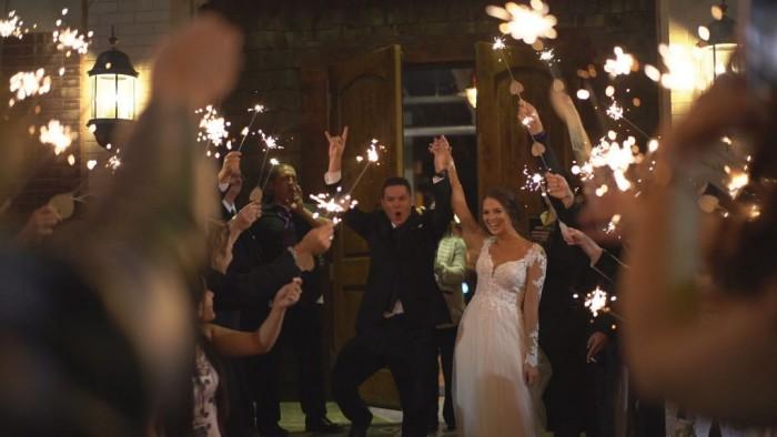 Megan & Tyler Wedding Day Highlight